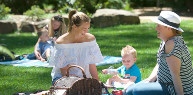 Kids picnic & BBQ packs